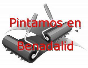 Pintor Málaga Benadalid