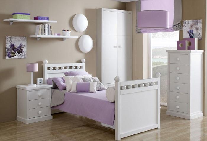 Pintura dormitorios interesting fotos e ideas para for The amazing muebles el paraiso dormitorios beautiful
