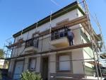 Rehabilitación de fachadas en Málaga